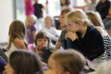 Schulprojekt Rhapsody in School, 1.6.2011 Köln Lohrbergschule