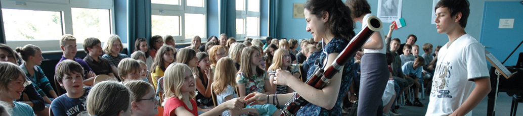 Rhapsody in School - Konzerte in Schulen