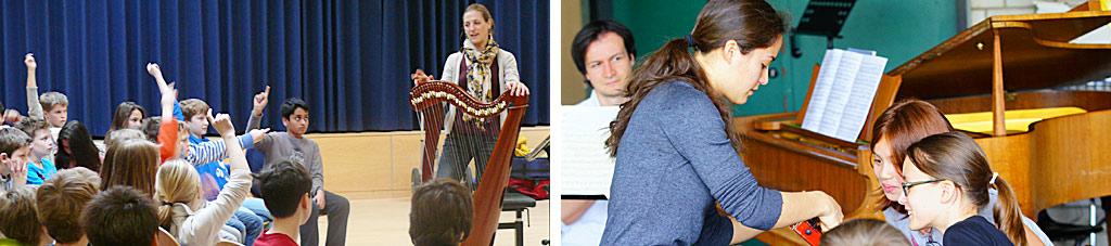 Rhapsody in School - Konzerte in Schulen