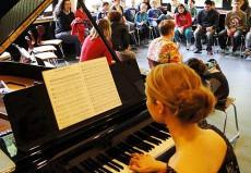 Julia Rinderle, Piano, Hannover, Landesbildungszentrum für Blinde
