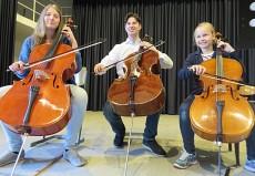 Daniel Müller-Schott, Cello, in Unna, Ernst-Barlach-Gymnasium