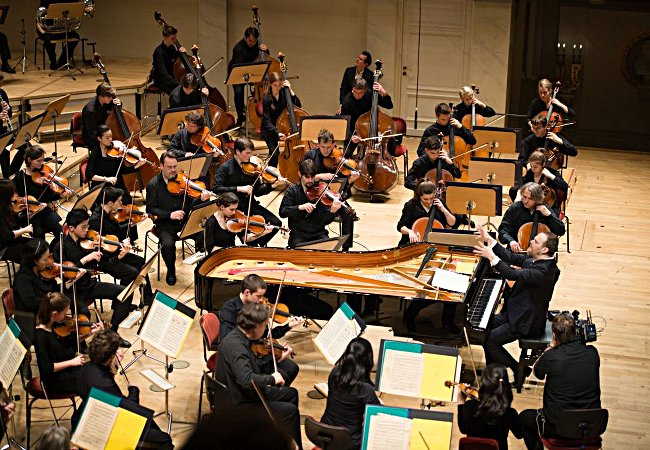 Rhapsody in Concert II / Lars Vogt mit dem Konzerthausorchester Berlin und dem Orchester des Musikgymnasiums Carl Philipp Emanuel Bach © T. Pluto