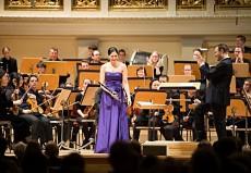 Rhapsody in Concert II / Sharon Kam © Tibor Pluto