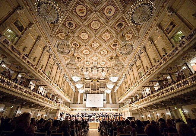 Rhapsody in Concert II im Berliner Konzerthaus am 8. Januar 2016 © Tibor Pluto