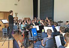 Manuel Bilz (Oboe), Schwelm, Märkisches Gymnasium