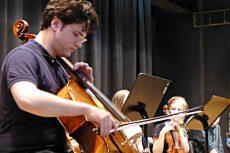 Gabriel Schwabe (Cello), Euskirchen, Marienschule