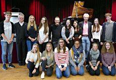 Lars Vogt (Piano), Künzelsau, Freie Schule Anne-Sophie