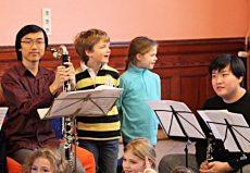 Marco Thomas (Klarinette), Bremen, Schule an der Horner Heerstraße