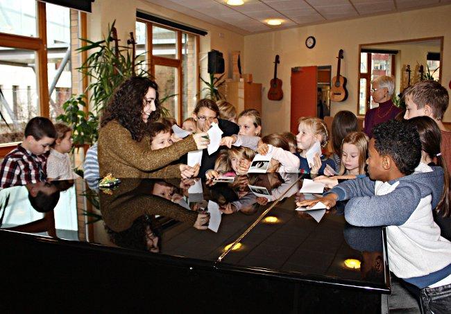 Lilit Grigoryan (Piano), Rostock, Werkstattschule Rostock