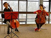 Daniel Müller-Schott (Cello), Saarbrücken, Gymnasium am Schloss