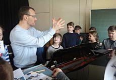 Tanja Tetzlaff (Cello) | Lars Vogt (Piano), Rostock, Werkstattschule Rostock