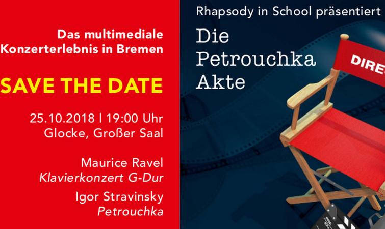 Rhapsody in Concert Petrochka 25.10-2018
