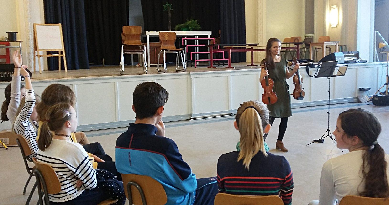 Johanna Staemmler in Berlin Ruppin -Grundschule